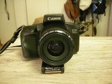 Film Camera CANON EOS750QD ZOOM LENS EF 35 -70 mm f = 1: 3.5 -4.5