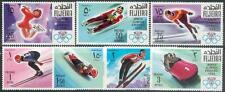 Fujeira 1968 ** Mi.214/20 A Olympische Spiele Winter Olympic Games