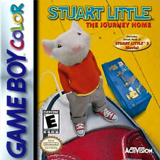 Stuart Little GBC New Game Boy Advance