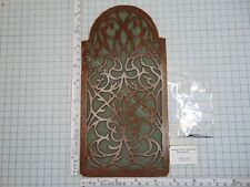 ORIGINAL WARMINK GRANDFATHER CLOCK SOUND FRETWORK WINDOWS