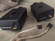 Liftmaster security safety eye sensor set plug-n design (usedbutnew) original