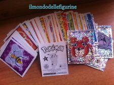 evado mancoliste POKEMON Merlin 1999 Nintendo 0,40€ vedi lista