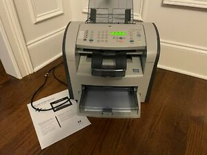 HP LaserJet 3050 Monochrome Laser Printer Scanner Fax