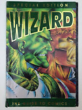 Special Edition 1992 Wizard The Guide To Comics Four Panel Cut Out Full Comic
