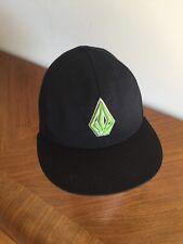 Volcom Surfer Hat Cap Black Fitted