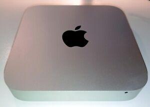 apple Mac mini late 2014(Macmini 7.1 CTO) Core i7 3,0 GHz. Ram 8Go. SSD 250 Go