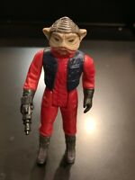 Vintage NIEN NUNB Star Wars Action Figure 1983 Hong Kong - COMPLETE - NM