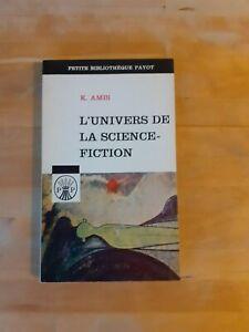 K. Amis - L'Univers de la Science-Fiction - Petite Bibliothèque Payot (1962)