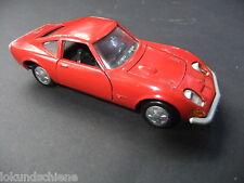 Gama  Opel GT rot     1:41 .. #4631