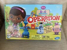 Hasbro Disney Doc McStuffins Operation Board Game 1+ Players Age 4+