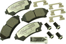 Disc Brake Pad Set-Rear Drum Front Autopartsource VP699K