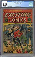 Exciting Comics #43 CGC 3.5 1946 2111182012
