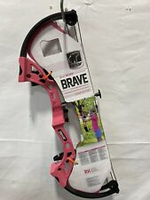 Bear Brave Pink Youth RH Compound Bow