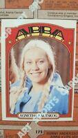 Custom Fan Art Rock Baseball Trading Cards 1972 ABBA People Need Love Era Lot