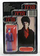 Vintage Star Wars MOC CLEAR Trilogo Imperial Dignitary Clipper Offer RARE Kenner