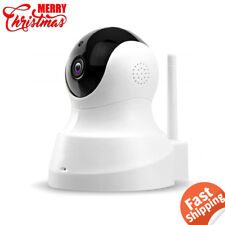 TENVIS HD IP Wireless WiFi Indoor w/ Two-way Audio Night Vision Camera WH-TH661