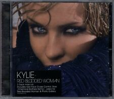 KYLIE MINOGUE - RED BLOODED WOMAN / SLOW (REMIX) 2004 EU ENHANCED CD CDRS6633