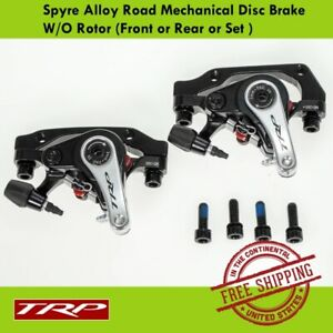 TRP Spyre Alloy Road Mechanical Disc Brake W/O Rotor (Front or Rear or Set )