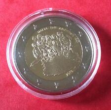 Malte - Magnifique monnaie de 2€ 2013 Proof - Self governement  - tirage 7500 Ex