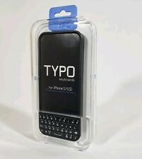 Typo Keyboard For Iphone 5 5s SE. Brand New In Box Sold As Is