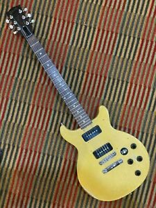 2005 Gibson Les Paul Special TV Yellow Double Cutaway - USA