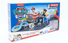 Carrera 20063033 FIRST PAW Patrol On the Track Autorennbahn Set 2,40 Meter lang
