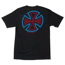 Independent Trucks Tc Speeding Cross Skateboard Shirt Black Xxl