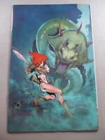 RED SONJA #11 1:11 CASTRO VIRGIN VARIANT DYNAMITE NM