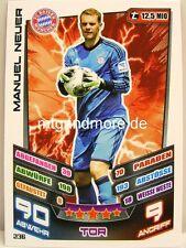 Match Attax 13/14 2013/2014 - FC Bayern München - Karte aussuchen