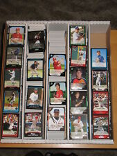 2003  Bowman Baseball Base Gold &  Inserts Large Lot - Approximately 351 cards