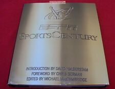 ESPN SPORTS CENTURY BY MICHAEL MACCAMBRIDGE FORWARD BY CHRIS BERMAN HARDCOVER