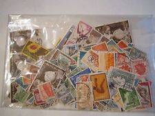 WORLD WIDE STAMP LOT COLLECTION - LOOSE, ON PAPER - UNSEARCHED - #1 - BN-5