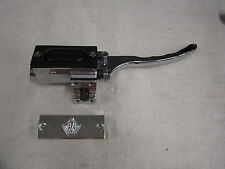 """5/8"""" BORE FRONT BRAKE MASTER CYLINDER & LEVER BY BOURGET'S"""