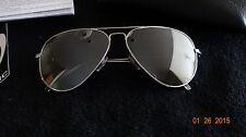 Electric Visual AV.1 ES11109721 Aviator Sunglasses,Platinum,56 mm