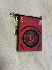 Sound Blaster Z PCIe Gaming Sound Card with High Performance Headphone Amp