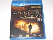 Cave of Forgotten Dreams (Blu-ray Disc, 2011, 2-Disc Set, 3D)