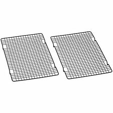 Nonstick Cooling Rack Mesh Grid Baking Cookie Biscuit Cake Drying Stand Wire Pan