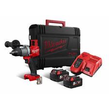 MILWAUKEE | M18 FPD2 502X Trapano Percussione Avvitatore 18V +2 Batterie 5.0Ah