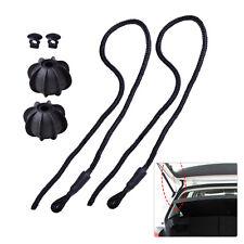 2pcs Rear Parcel Shelf String Cover Strap Cord fits VW Golf Rabbit 1K6863447A