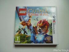 NINTENDO 3DS / Lego Chima Le voyage de Laval [ Version PAL Française ]