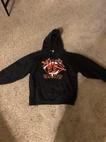 Metallica Sweatshirt Metallica San Francisco Giants 2014 Double Sided Men's Smal