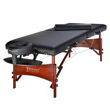 """Master Massage 30"""" inch Roma II Portable Massage Table Deluxe Package"""
