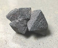 Rare Mineral Psuedomorph Hematite AFTER Magnetite Large Crystals Argentina