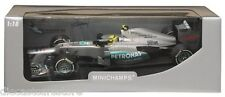 MINICHAMPS  NICO ROSEBERG CHINA GP 2013 DIECAST CAR 1/18