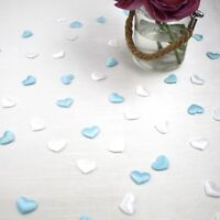 Wedding Table Decorations |  Hearts Shaped Table Confetti