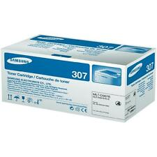Original Samsung Toner Noir mlt-d307e/els pour ml-5010nd, 5015nd A-Ware