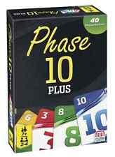 Phase 10 PLUS von mattel GAMES die neue Art zu Spielen NEU OVP kultig aus USA