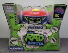 R.A.D. Robots Fartbro Electronic Remote Control Farting Robot Prank Fart Machine