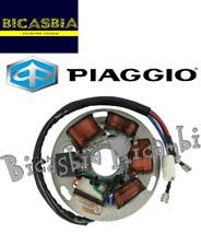 497652 - ORIGINALE PIAGGIO STATORE VOLANO VESPA 125 150 200 PX SENZA AVVIAMENTO