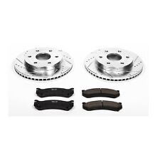 Powerstop K2009 Set of Front Z23 Evolution Brake Pad & Rotor for 02-06 Escalade